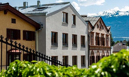 Ried zrenner architektur innsbruck tirol for Architektur innsbruck